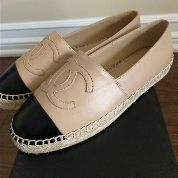 CHANEL Shoes | Chanel Espadrilles
